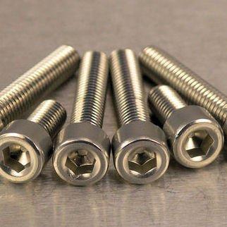 Aluminium Fuel Cap Kit Cagiva Raptor 996cc Silver