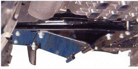 1989-2003 KAWASAKI 300 Bayou EAGLE SNOW PLOW MOUNT KIT KAWASAKI Manufacturer EAGLE Manufacturer Part Number 2320-AD Stock Photo - Actual parts may vary