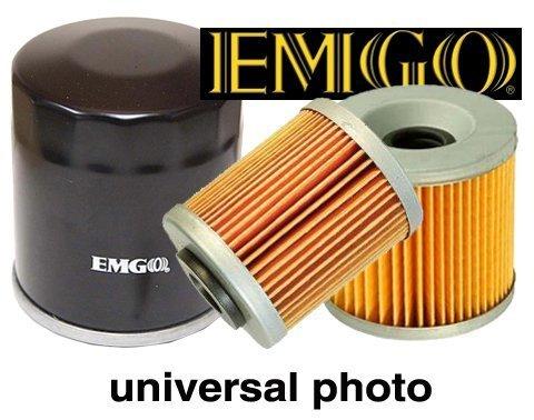 2003-2009 KAWASAKI ATV KLF250 BAYOU OIL FILTER KAWASAKI Manufacturer EMGO Manufacturer Part Number 10-30000-AD Stock Photo - Actual parts may vary