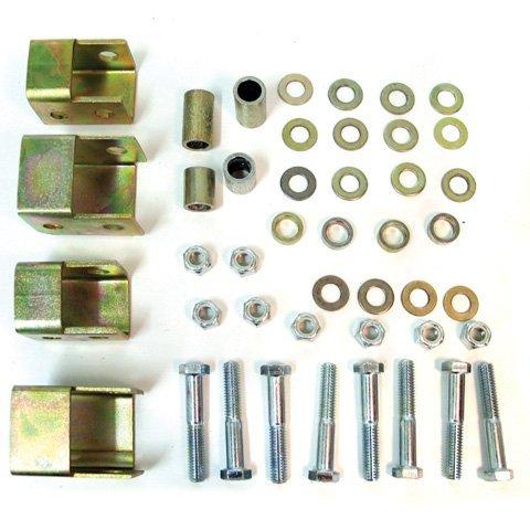 HIGH LIFTER LIFT KIT FOR KAWASAKI Manufacturer HIGH LIFTER Manufacturer Part Number KLKB300-00-AD Stock Photo - Actual parts may vary