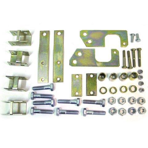 HIGH LIFTER LIFT KIT FOR KAWASAKI Manufacturer HIGH LIFTER Manufacturer Part Number KLKB400-00-AD Stock Photo - Actual parts may vary