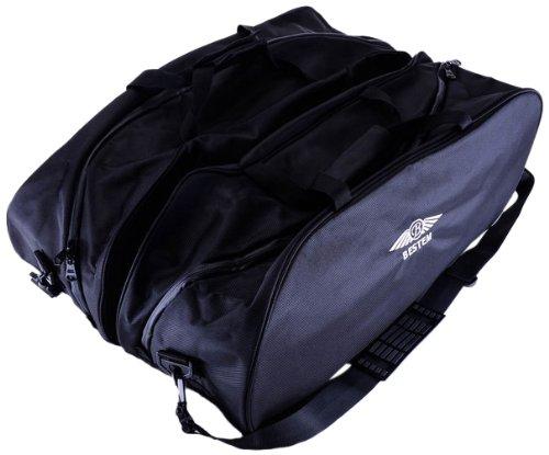 Bestem LGYA-VNTUR-SDL Black Tour Saddlebag Liners for Yamaha Royal Star Venture Pair