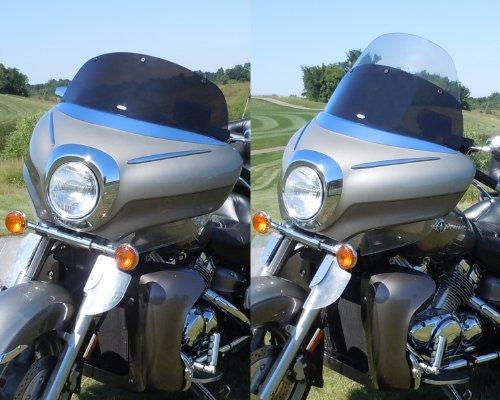 Yamaha Royal Star Venture Adjustable Baggershield 105-165