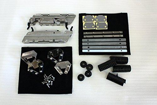 Saddlebags Mounting Hardware Set For Harley-davidson 1994-2013 Flt, Flht, Flhtcu, Flhrc, Road King, Street Glide