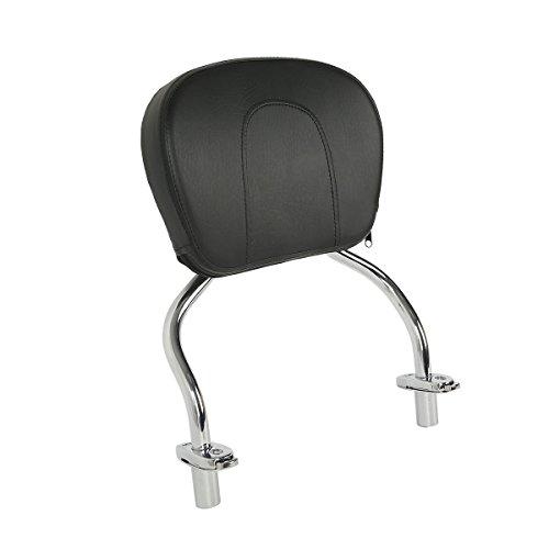 XFMT Backrest Detachable Sissy Bar Backrest For Harley Davidson FLRT Freewheeler 2015