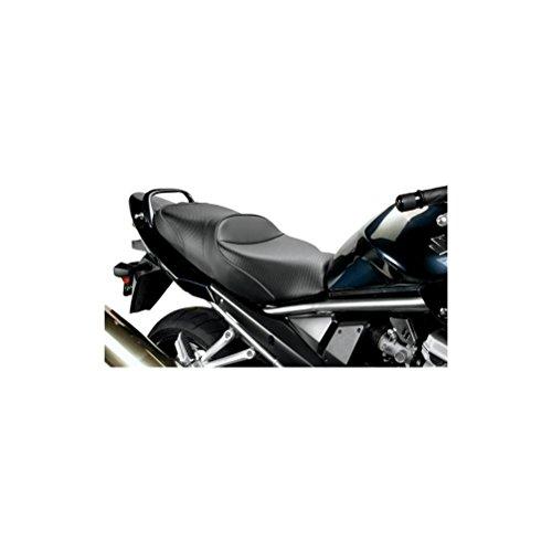 Sargent World Sport Seat Standard BlkBlk Accent for Suzuki GSX650F Bandit 1250