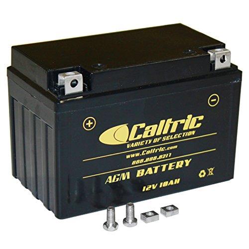 CALTRIC AGM BATTERY Fits SUZUKI GSX1300R GSX-1300R GSX1300RZ Hayabusa 1300 1999-2007