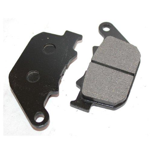 Caltric REAR BRAKE BRAKE Pads Fits HARLEY DAVIDSON XL 1200 XL1200 SPORTSTER 2004-2012 REAR BRAKE PADS