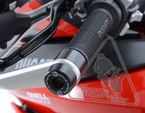 R&G Bar End Sliders Ducati MTS1200 15-17 MTS1200 Enduro 16-17