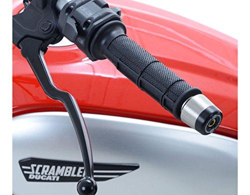 R&G Bar End Sliders for Ducati Scrambler 15