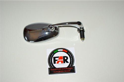 Chrome Ducati Classic Sport Mirror Bar end 6219 Each by Moto-Science