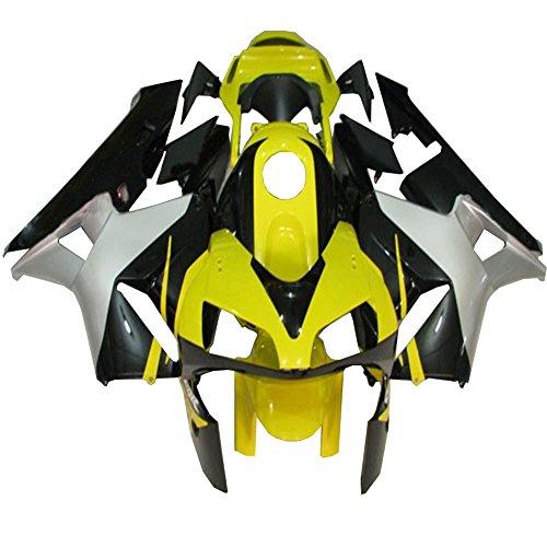 New Arrival Fairing Kit Plastic for Honda 2003 2004 CBR600RR Injection Mold Bodywork Plastic