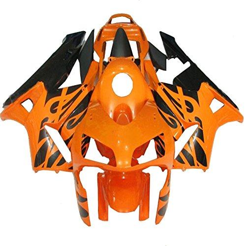 Plastic Fairing Kit Plastic for Honda 2003 2004 CBR600RR Injection Mold Bodywork