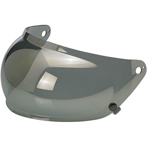 Biltwell Gringo S Bubble Shield - Gold Mirror