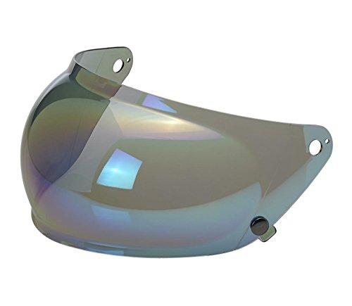 Biltwell Gringo S Bubble Shield - Rainbow