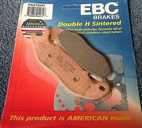 EBC Sintered Double H Front Brake Pads 2014 Honda Grom 125  FA375HH