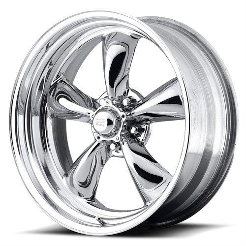 15 Inch 15x6 American Racing wheels wheels CUSTOM TORQUE THRUST II Polished wheels rims