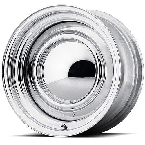 15 Inch 15x7 American Racing wheels wheels SMOOTHIE Chrome STEEL wheels rims