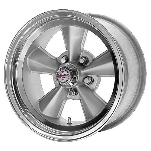 17 Inch 17x7 American Racing wheels wheels T70R GUN METAL w Mach Lip wheels rims