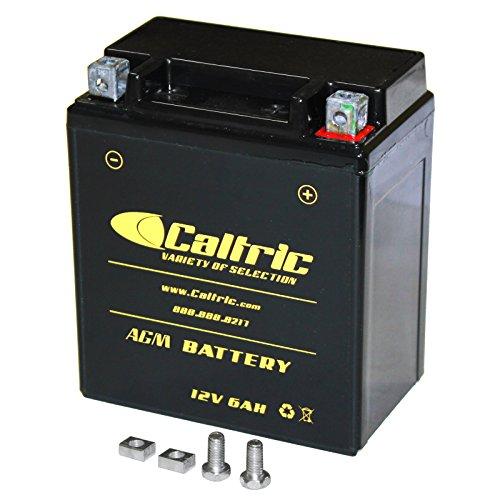 CALTRIC AGM BATTERY Fits KAWASAKI KFX450R KFX-450R KSF450B 2008-2014