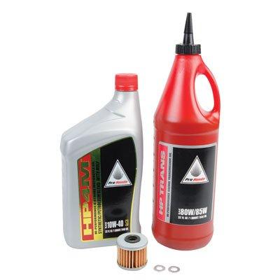 Tusk 4-Stroke Oil Change Kit -Fits Honda TRX 450R 2004-2009
