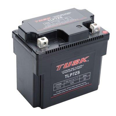 Tusk Lithium Battery TLP7ZS - Fits Honda TRX 450R 2004-2009