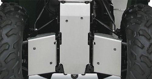 Kawasaki KVF750-004 Rear Skid Plate