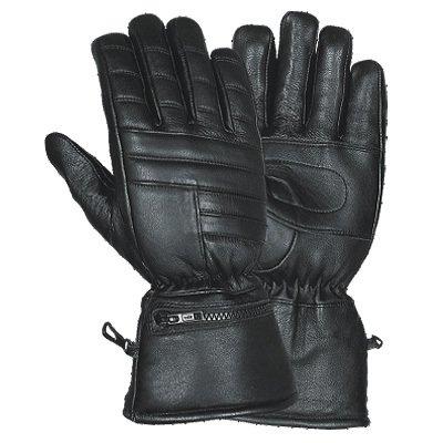 Motorcycle Biker Gauntlet Rain Cover Gloves Large