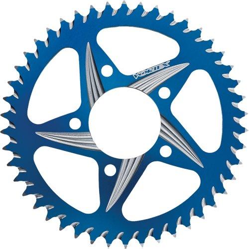 VORTEX - SPROCKETRear Blue 45 Tooth530 Link for SUZUKITRIUMPH GSXR1000 01-06 07-08 SV1000 03-09 GSX1300R 08-09 GSX1300R 08-09 B King  955i Daytona 02-Early 03 Product code 527ZB-45