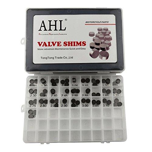 AHL 100mm OD Adjustable Valve Shim Kit for KTM 530 EXCXC-W 2008-2011 84pcs