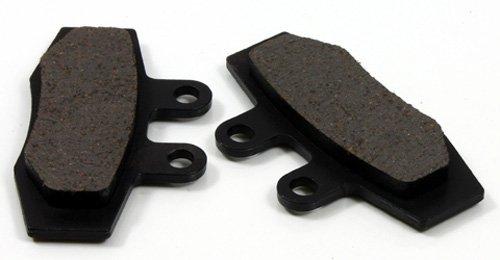 Psychic Rear Semi Metallic Brake Pads for KTM MX 350 Grimeca Calipers 1989