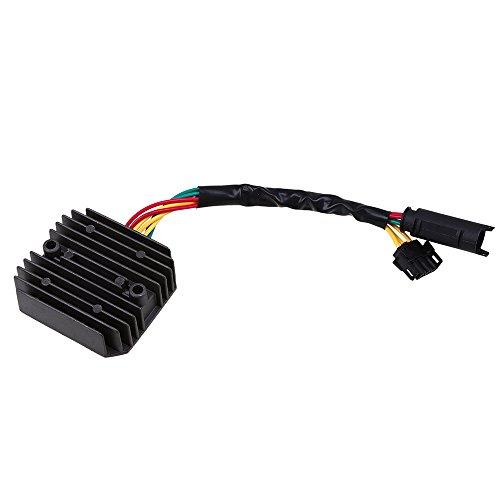 POSSBAY Rectifiers Voltage Regulator for BMW F 650 GS 1999-2012
