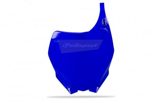 Polisport Number Plate Blue for Yamaha YZ 125-450F 06-11
