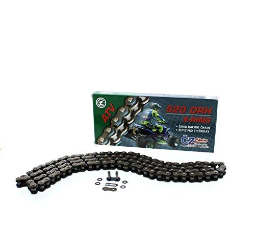 2002 Honda CR125R CR 125 R CR 125 CZ ORH X Ring Chain 520-114L