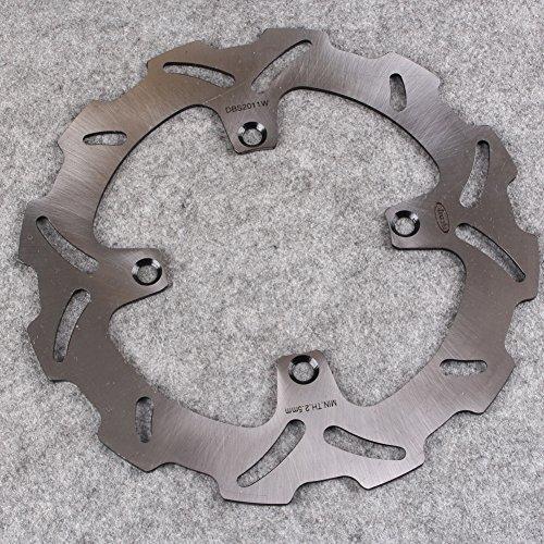 GZYF New Rear Brake Disc Rotors For HONDA CR 125 R CR 250 R CR 500 R N15
