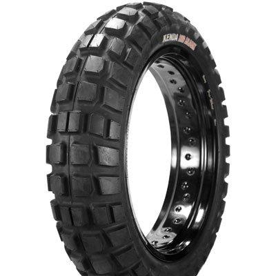 15070x18 70Q TubeTubeless Kenda K784 Big Block Dual Sport Adventure Rear Tire for KTM 1190 Adventure R 2014