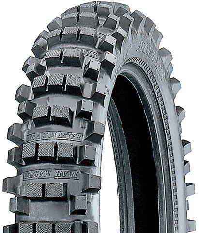 Kenda K760 DualEnduro Rear Motorcycle Bias Tire - 80100-12 41C