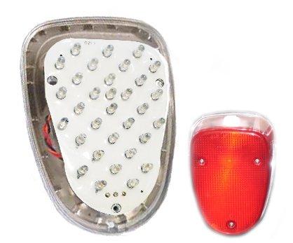 Radiantz LED Tail Light for Yamaha Road Star and V-Star