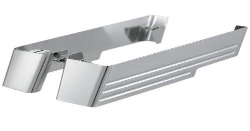 Cyclesmiths Billet Saddlebag Extensions without Cutout - Chrome CS202