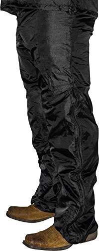 California Heat 12V Mens Motorcycle Heated Pants Liner Black XS