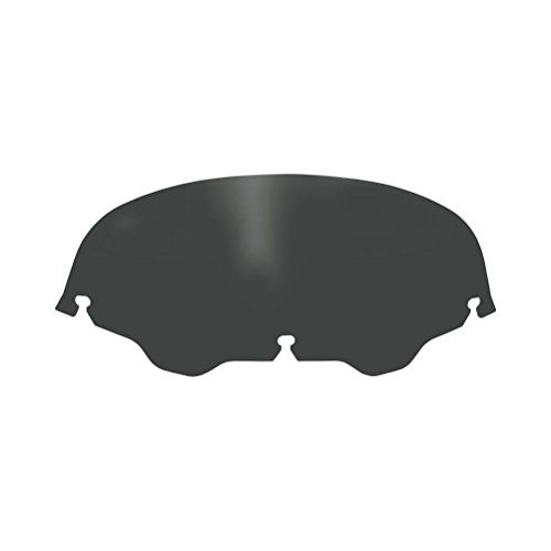 Memphis Shades Replacement Windshield for Baggers - 5Black