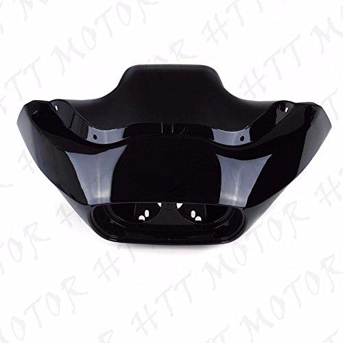 SMT MOTO- Unpainted ABS Outer Fairing For Harley Davidson Road Glide FLTR Custom CVO 98 - 13