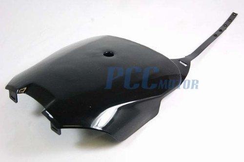BLACK NUMBER PLATE NP02 HONDA CRF 70 CRF100 CRF80 CRF70 XR100 XR80