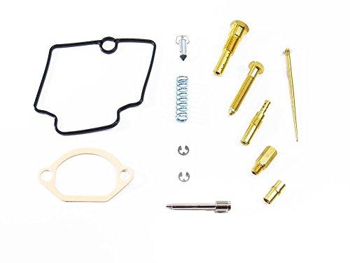 Outlaw Racing OR2479 Carburetor Carb Complete Master Repair Rebuild Kit Kawasaki KX85 01-07