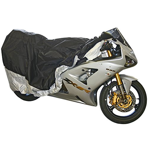 Rage Powersports DMC-M Sport Bike Street Cruiser Motorcycle Cover Medium Waterproof 80 X 44