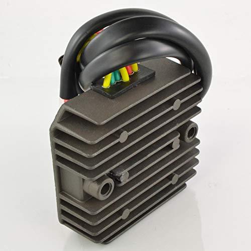 Voltage Regulator Fits KTM 1190 RC8  RC8R  690 DukeEnduro RRally Factory ReplicaSupermoto R  950 990 Adventure R SSuper Duke RSupermoto T 2004-2017  Repl 6001103400060011034100