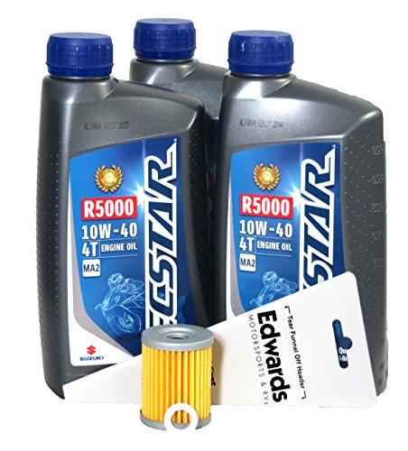 2004-2009 Suzuki LT-Z250 QUADSPORT Oil Change Kit