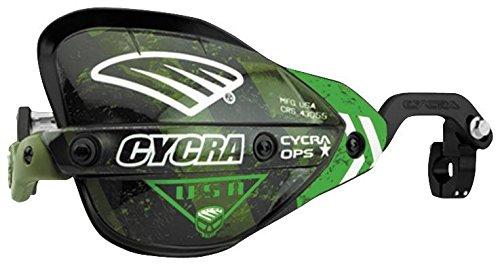 Cycra Probend CRM Ops Handguard - 1 18in - Green 7404-72X