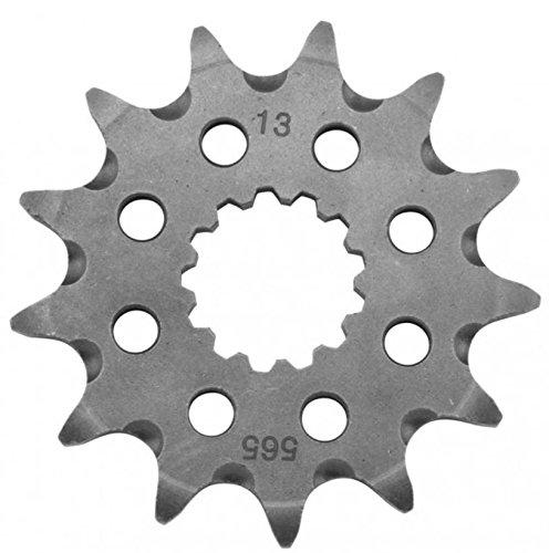 BikeMaster Front Sprocket - 12T Sprocket Position Front Sprocket Teeth 12 Sprocket Size 428