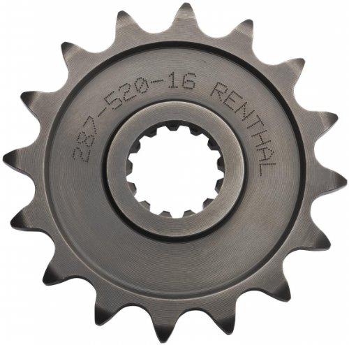 Renthal 479--520-12GP Steel Front Sprocket - 12T Sprocket Position Front Sprocket Teeth 12 Color Natural Material Steel Sprocket Size 520